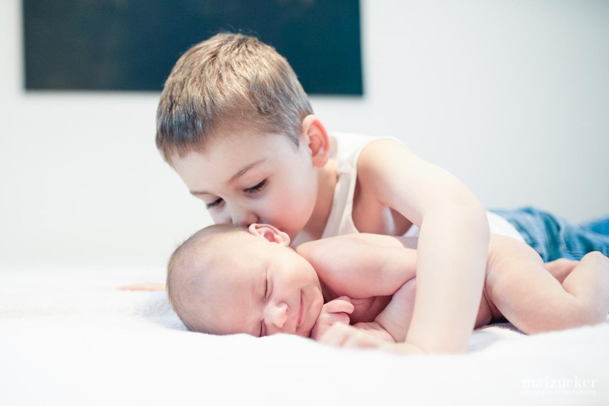 Newbornsotos, Babyshooting, Homestory in Schweinfurt