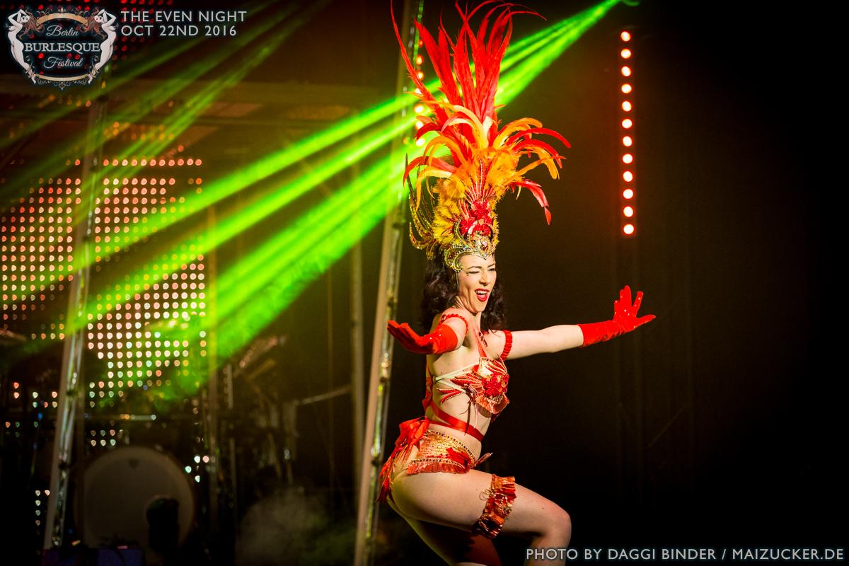 4th Berlin Burlesque Festival –The Odd Night