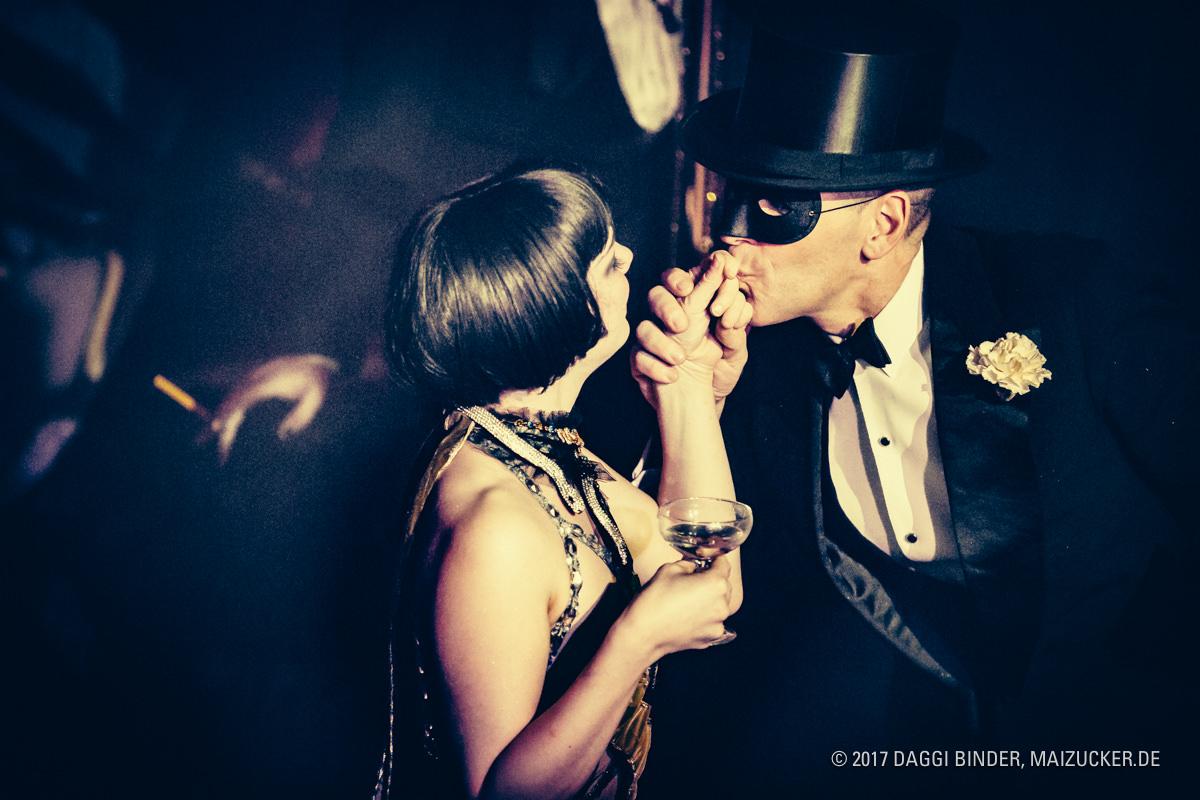 Kabarett der Namenlosen, Berlin, Ballhaus, Le Pustra, Eventfotografin Daggi Binder