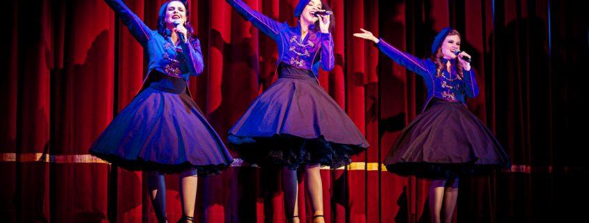 5. Vaudeville Variete Berlin, Wintergarten, Eventfotos Daggi Binder, Burlesque