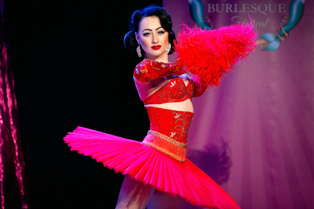 Event - Hamburg Burlesque Festival 2017