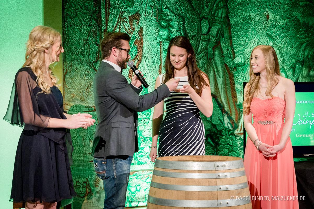 Event - Wahl der Schweinfurter Weinprinzessin 2017, Rathausdiele Schweinfurt