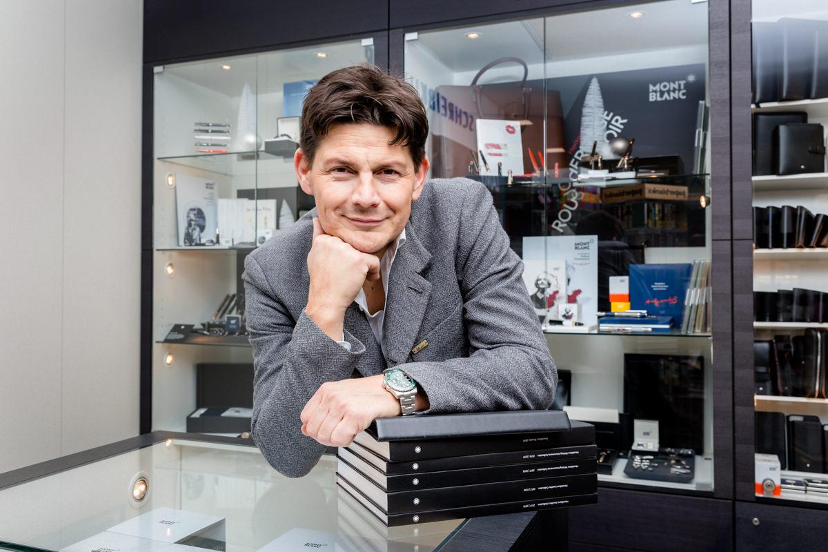 Businessfotos, Businessportrait, Unternehmensportrait, Business Shooting, Businessfotos Papierschmitt, Schreibwaren, Einzelhandel, Schweinfurt