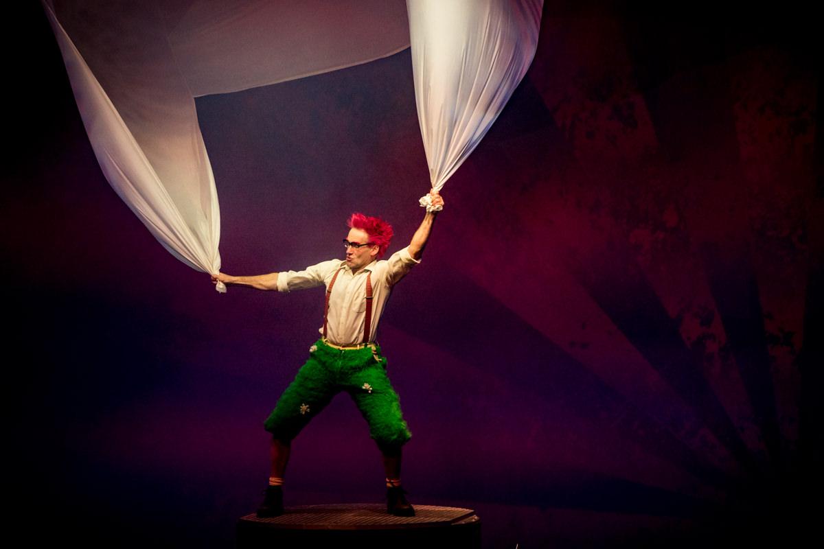 IVF, Internationales Varietéfestival in Sennfeld Sennfeld, Variete, Magische Momente, Schweinfurt, Circus, Traumreisen, Artisten, Kuenstler, Akrobatik, Unterfranken, Dirk Denzer, Eventfotos maizucker, Daggi Binder