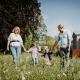 Familienshooting in Bad Kissingen, Familienfotos, Familienfotograf, Luidpoldpark, Sommershooting, maizucker, Daggi Binder
